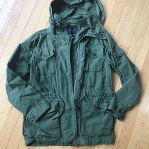 J.Crew Military Jacket